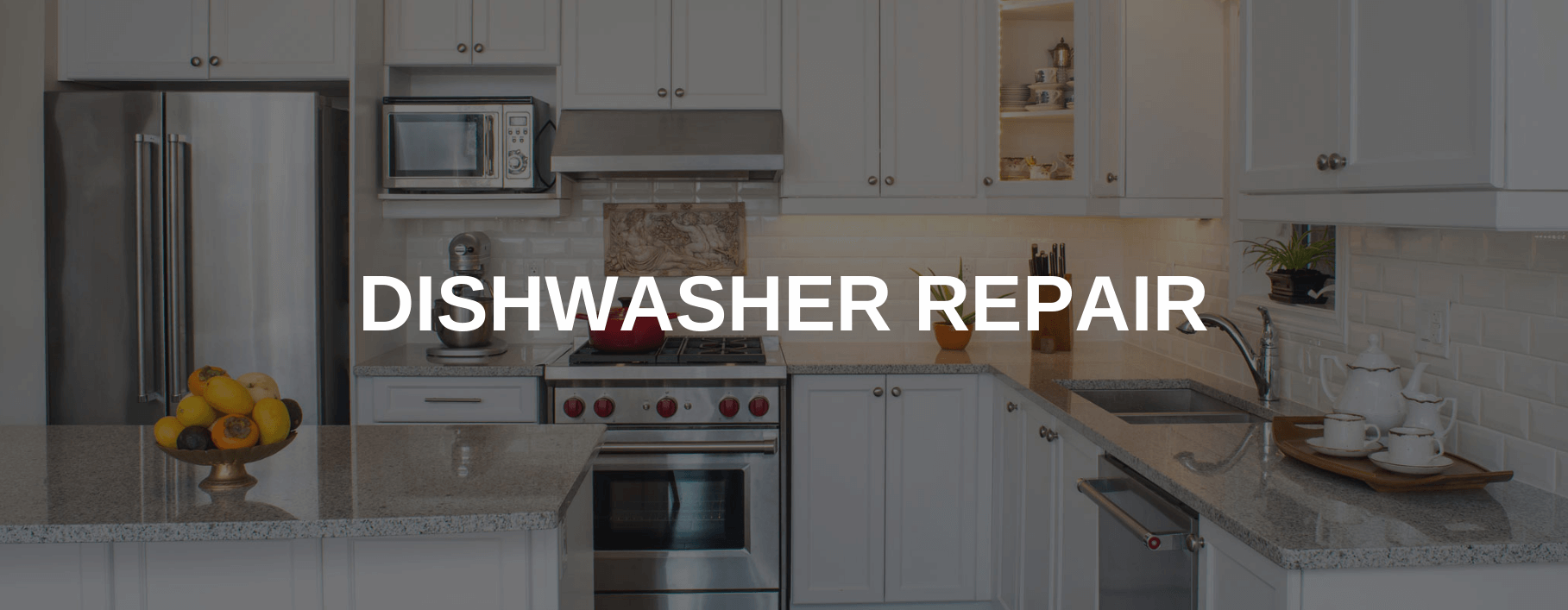 dishwasher repair flower mound